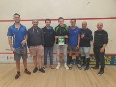 Congratulations to Double Dot Squash Supporter Jack Shearer and his Kawaroa Park Squash C-Grade Team on taking out the Central Superchamps title this past weekend. They will compete for the national title in September at the Hawkes Bay Lawn Tennis & Squash Club. - #squash #doubledotsquash #squashcentral #squashnz #centralsquash #squashsuperchamps #kawaroaparksquashclub Squash Club, Train Group, Double Dot, Lawn Tennis, Red Beach, Ways Of Learning, Best Player, Looking Forward To Seeing, Total Body