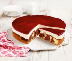 Rotkäppchen-Kuchen - [ESSEN UND TRINKEN]