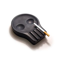 Ash Tray Skully on Behance