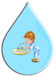 Kids Science Fair Projects, Science For Kids, School Projects, Save Water Poster Drawing, Diorama Kids, Save Mother Earth, School Clipart, School Decorations, School Photos