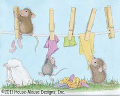 "Mudpie, Maxwell, Muzzy and Monica featured on The Daily Squeek® for August 23rd, 2015. Click on the image to see it on a bunch of really ""Mice"" products."