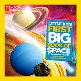 National Geographics Little kids First Big Book of Space.  May also be found at the library.