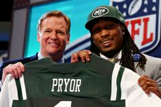 Jets select hard-hitting safety Calvin Pryor