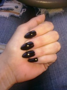 dark and sexy nails