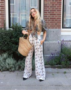 Ganni street style   Stephanie Broek   Charron Top