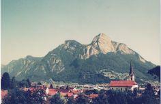 Sargans, Switzerland, August 2013