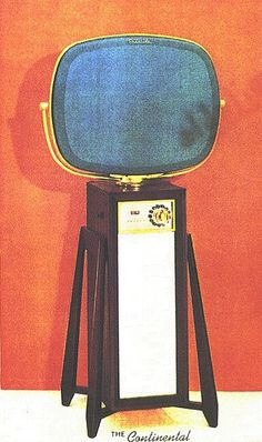 1960 Philco Predicta Continental TV by kca2000 on Flickr.