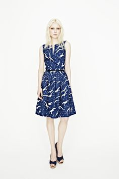 Collette Dinnigan is one of my favourite Australian designers and I adore this dancing birds dress. Plus… there's a skirt with the print too!