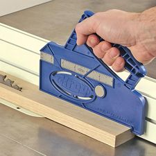 Table Saw Blades & Accessories - Push Stick Kreg Tools, Diy Tools, Router Woodworking, Woodworking Projects, Router Accessories, Table Saw Blades, Kreg Jig, Miter Saw, Woodworking
