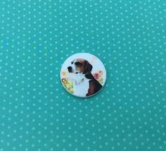 Needle minder, Cross stitch, Crossstitch, Dog, Dogs, Needle Nanny, Sewing accessory, Magnetic Needleminder Needlepoint, Needlework Gift by DaintyDotsDecoupage on Etsy