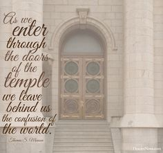 President Monson | LDS General Conference #ldsconf #lds #quotes