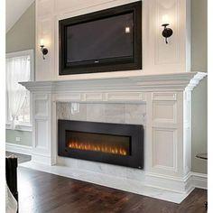 Cheminée insert Gaz Confort Design cheminee Décoration