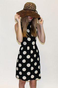 Polka Dot Perfection Dress