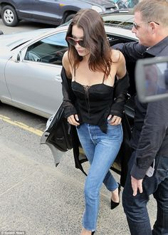 No jet-lag here! Bella Hadidlooked exceptionally well-rested as she stepped out in Sydney on Saturday