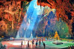 Tham Khao Luang  thailand