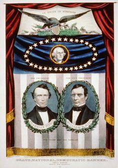 1852 DNC in Baltimore