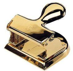 Hole Punch M200 Gold, El Casco - Deskstore.com