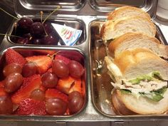 Hungry Hubby's Lunches: Lunch box: Monday, 12 August 2013