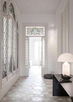 Appartement Art nouveau et Moderne a Barcelone - Soul Inside