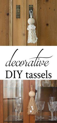 How to DIY Decorativ