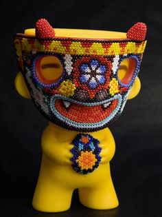 """I just learned that this is """"a Mexican project from a designer about the diffusion of the Mexican culture and art http://www.tixinda.com.mx"""" Cute and meaningful! :)"""