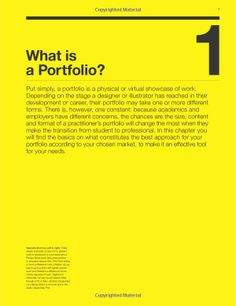 How to Create a Portfolio and Get Hired, Second Edition: A Guide for Graphic Designers and Illustrators: Fig Taylor: 9781780672922: Amazon.c...