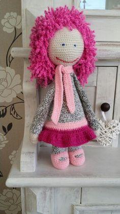 Lalylala inspired doll