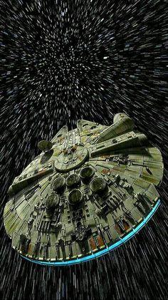 Smugglers Starship