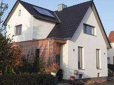 Energetisch modernisiertes Siedlungshaus. Bild: proKlima...