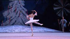 BEAUTIFUL and MAGICAL! I'll NEVER outgrow or stop loving The Nutcracker or this dance~Kathy~  Pyotr Ilyich Tchaikovsky / Nina Kaptsova - Dance of the Sugar Plum Fairy
