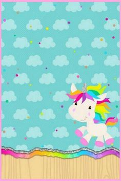 This pin was discovered by lotta aronsson. Unicorn And Glitter, Unicorn Art, Cute Unicorn, Iphone 5 Wallpaper, Wallpaper Backgrounds, Iphone Video, Unicorn Pictures, Hello Kitty Wallpaper, Wallpaper Gallery
