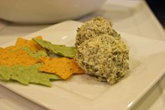 Soy Spinach and Artichoke Dip