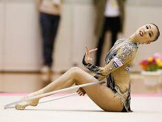 新体操・個人でリオ五輪に挑む!ロシアから逆輸入の「美しい日本人」。(1/4) [オリンピックPRESS] - Number Web - ナンバー