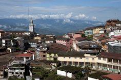 Zaruma, El Oro, Ecuador.