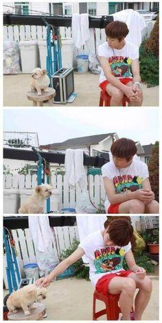 Lee Hyun Woo Selca