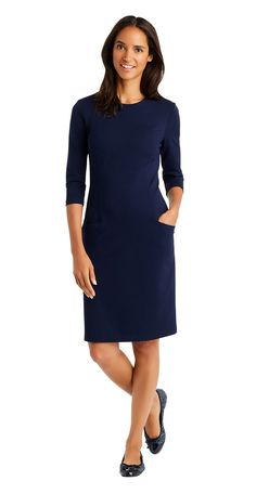 J.McLaughlin - Catalyst Dress Classic Style, Style Me, J Mclaughlin, Prep Style, World Class, Traditional Styles, Dresses For Work, Lifestyle, Casual