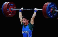 Kim Un Guk sets world record in 62kg - Weightlifting Slideshows | NBC Olympics