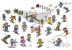 (2014-06) Hvad gør de i sneen?