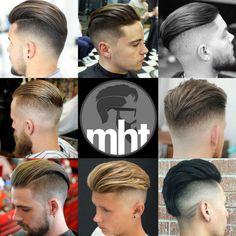 """The slicked back undercut is arguably the most stylish and popular type of undercut hairstyle now. With its high-contrast style that plays on the """"short sides, long top"""" haircut, slicked backhair offers the best of both worlds – a cool men's hairstyle that works for business professionals, yet looks hot and sexy on a date, …"""