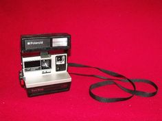 Polaroid Sun 600 LMS Instant Camera by TroutsAntiques on Etsy, $20.00