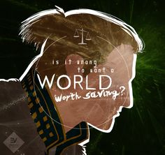 Dragon Age - Anders - a world worth saving by supersyndrome