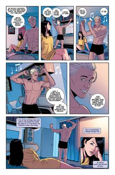 Kate Bishop & Noh-Varr - Young Avengers