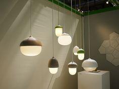 Innovative Beleuchtung - coole Hängeleuchten Kollektion von Maija Puoskari  - #Lampen