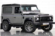 Land Rover Defender 90 2.4TD XS SWB