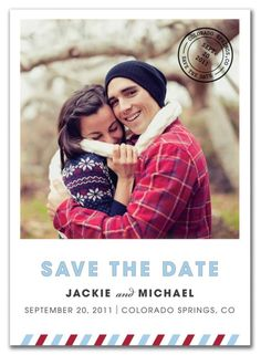 save-the-date postcards | have enjoyed looking through those beautiful Save the Date Postcards ...