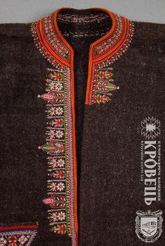 Лемки. Сердак | Етнографічна колекція | krovets.com.ua