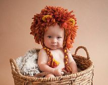 Hairy Lion Baby