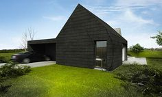 k-house single family house. Tamizo Architects, Best Build, Japanese Architecture, Home Fashion, Single Family, Exterior Design, Skyscraper, Beach House, Minimalism
