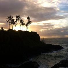 Another Kauai Sunrise.