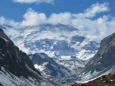 Cajon del Maipo, Santiago de Chile